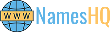 NamesHQ Logo